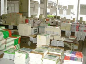 教科書販売