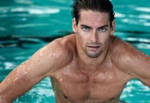 イケメン水泳選手