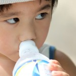 幼児の熱中症の症状をご紹介!こどもバナナ青汁で元気になろう!