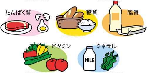 5代栄養素