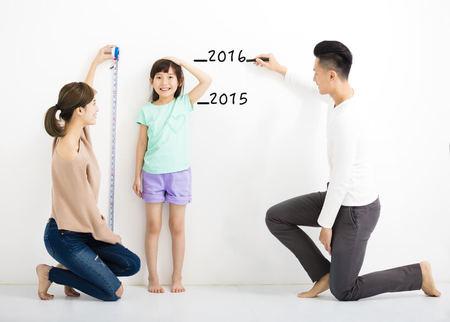 未来の身長